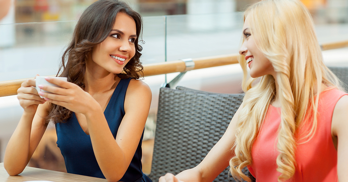 Faithful Friends: Be Careful What You Read Between The Lines of Friendship