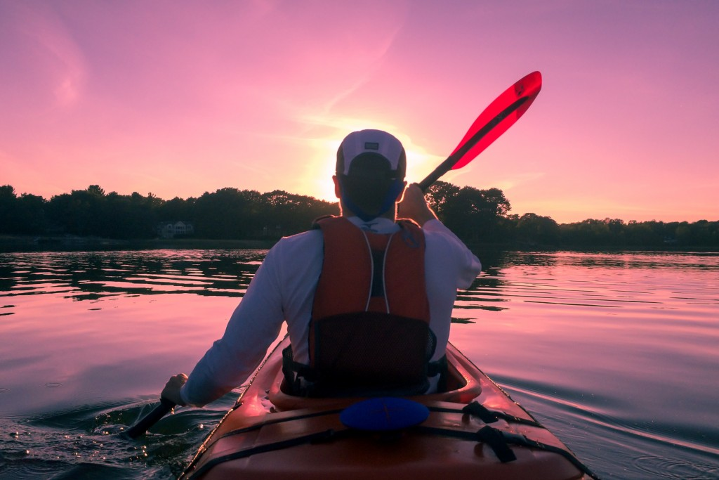25 Spring Date Ideas - Kayak
