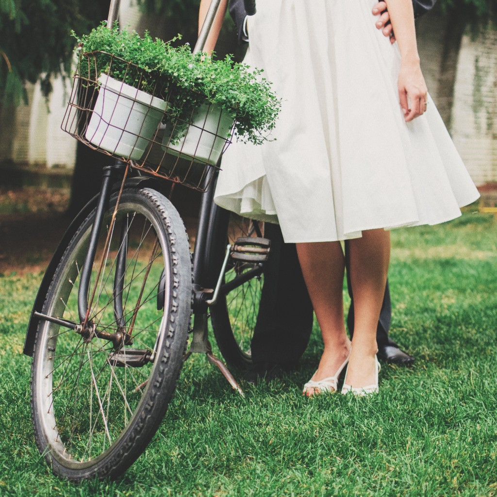 25 Spring Date Ideas - bike