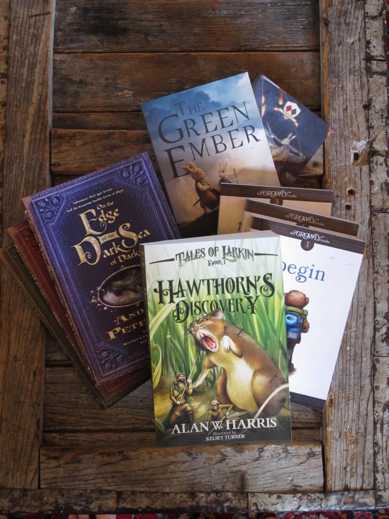 4 Fantasy Fiction Adventures