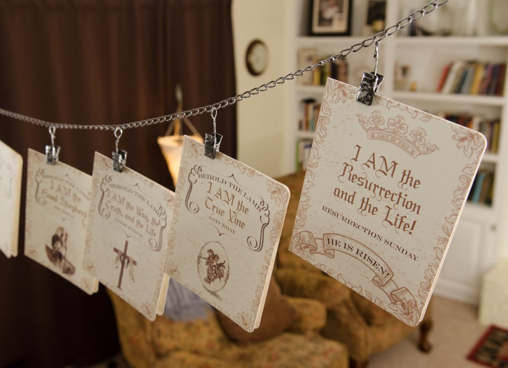 5 Creative Ways for a Family to Celebrate the Risen Savior - Cards1