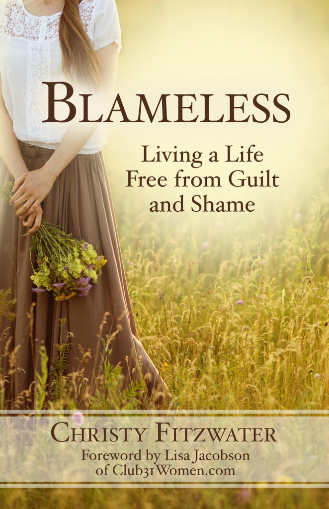 Blameless by Christy Fitzwater