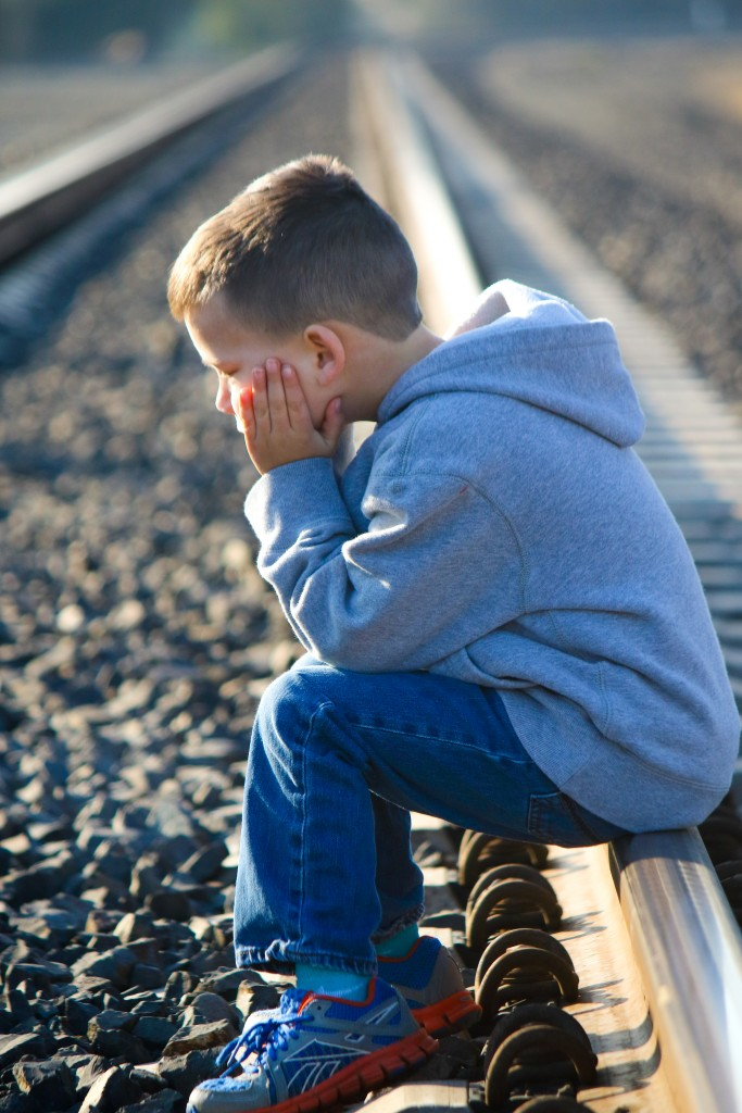 3 Things Your Child Needs to Know about God When Going Through Hard Times
