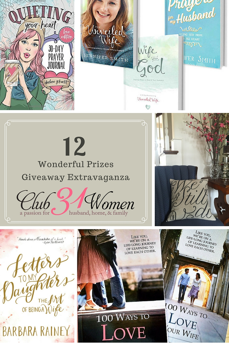 Giveaway Extravaganza - Big Celebration at Club31Women