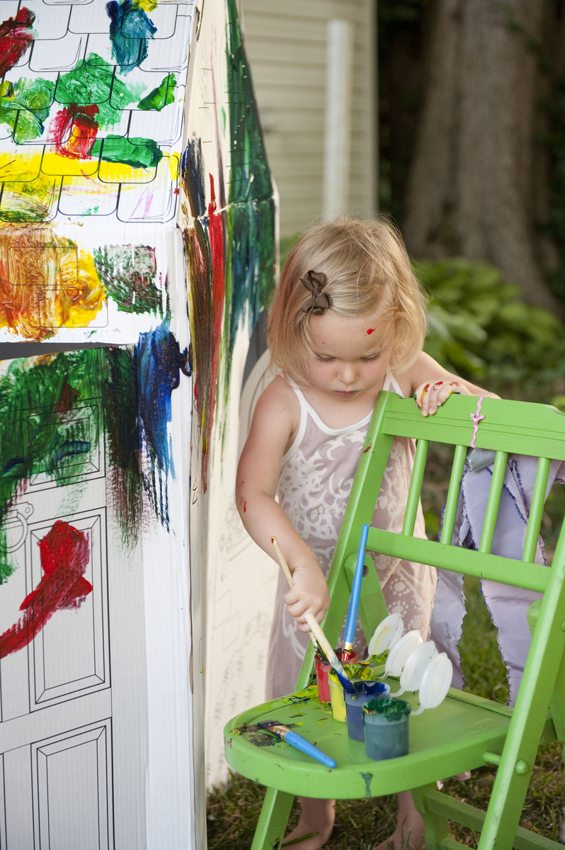 Seeing God's Beauty In Our Children's Mess