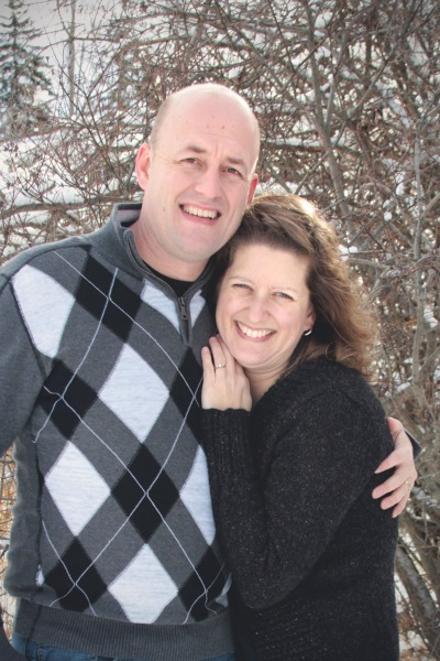 Matt and Christy Fitzwater