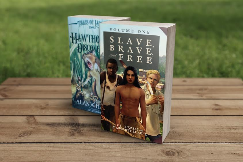 Slave, Brave and Free and Tales of Larkin