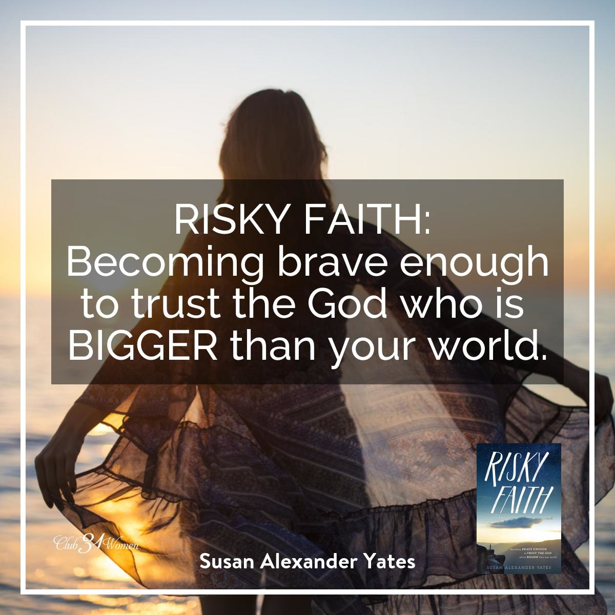 Risky Faith - Available now