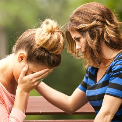 Why You Need Friends When You Can't Pray for Yourself