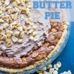 Old-Fashioned Peanut Butter Pie