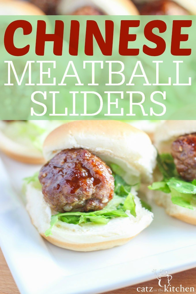 These meatball sliders are delicious and are so great for birthday parties or family gatherings because they are such an easy thing to eat while you mingle! via @Club31Women