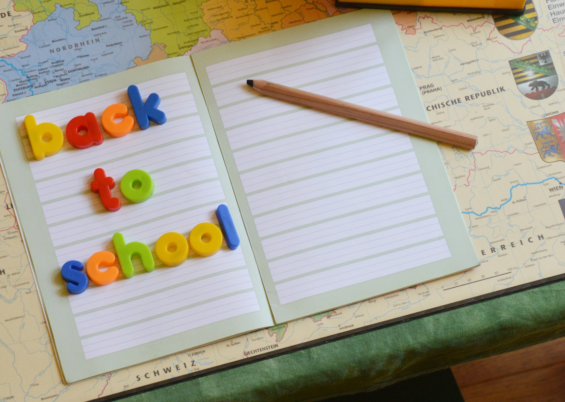 A Practical Back-to-School Tip for the Busy Mom