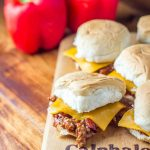 Slow-Cooker Sloppy Joe Sliders