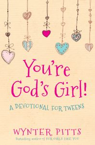 You're God's Girl Cover