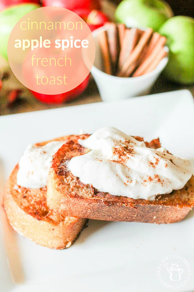 This weekend, gather the family around the table for a simple fall-flavored breakfast, and as you dig into your French toast, dig into His Word, too! via @Club31Women