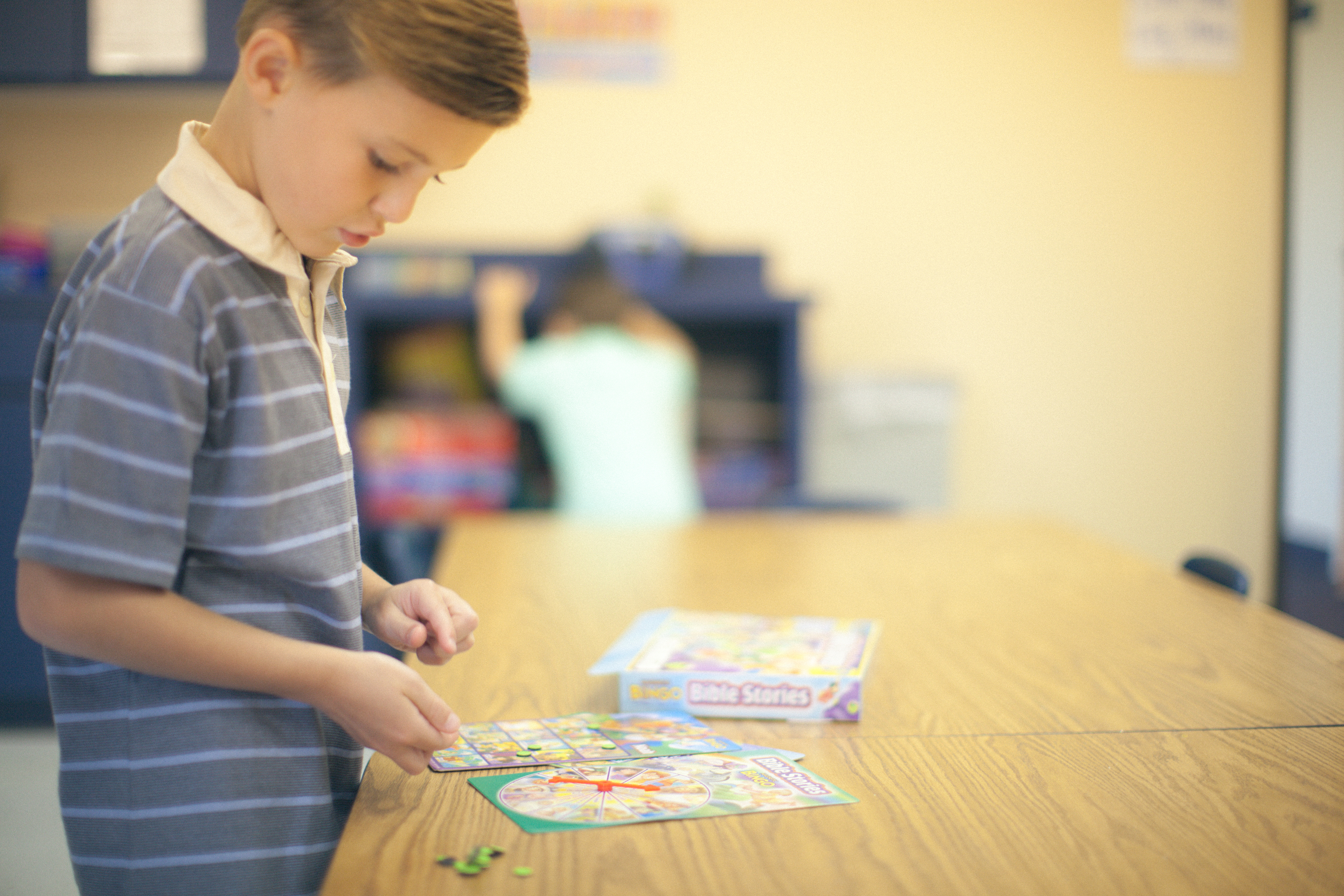 Six Qualities of A Gifted Child And How to Encourage Him