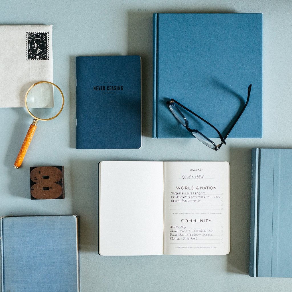never-ceasing-mens-prayer-journal