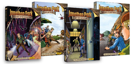 jonathan-park-series-pack