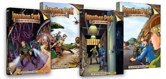 jonathan-park-series-pack