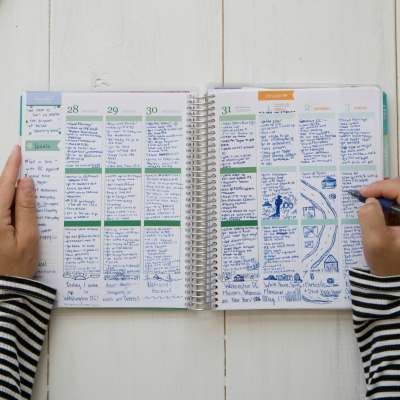 How to Manipulate Your New Calendar for Optimal Living