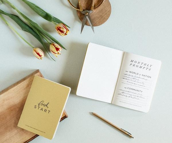 Ready for Something New in the New Year? (& A Fresh Start Giveaway}