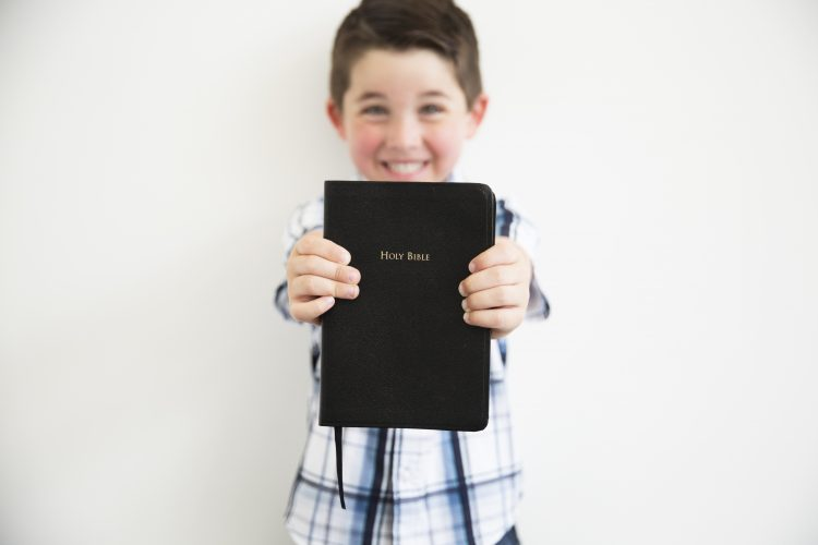 Helping Your Children Study the Bible