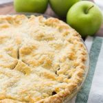 Irish Apple Pie