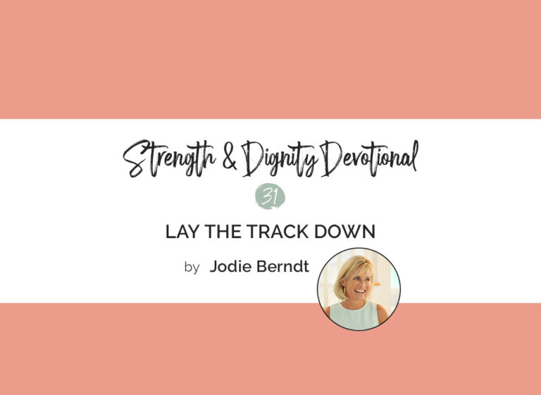 Lay the Track Down