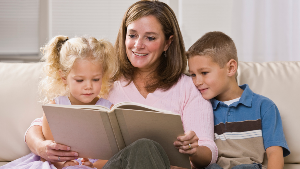 Picture Books to Read Aloud to Your Littles