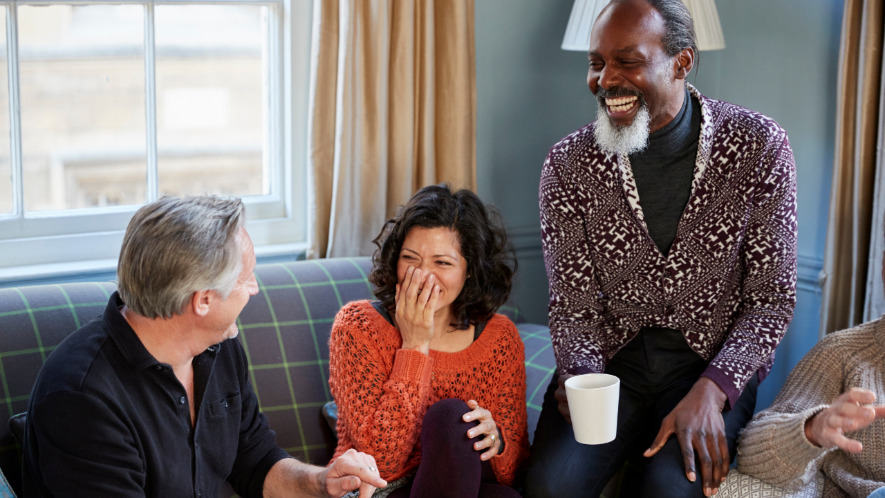 4 Steps to Help you Handle Conflict with Family, Friends, or Church