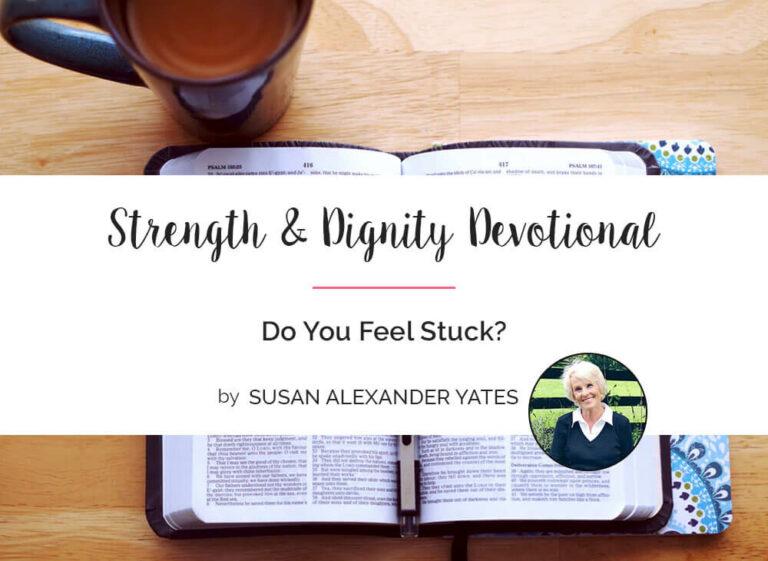 Do You Feel Stuck?