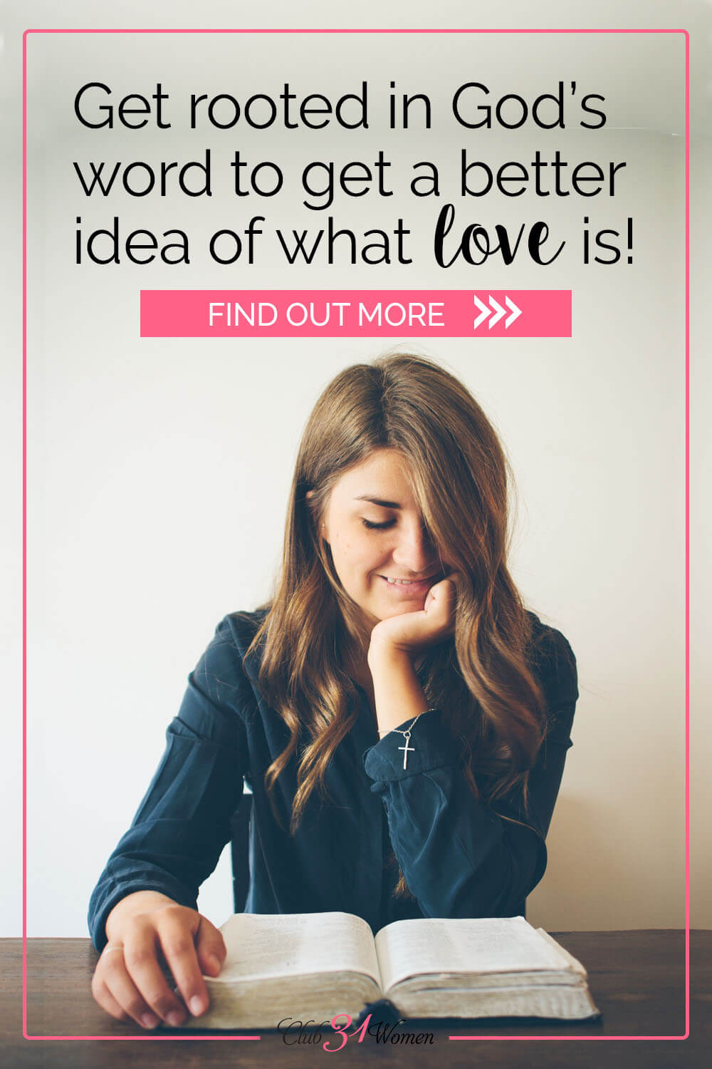 In a world of brokenness, fear, and strong opinions, is love really enough? Can love really cover the pain and the sin all around us? via @Club31Women