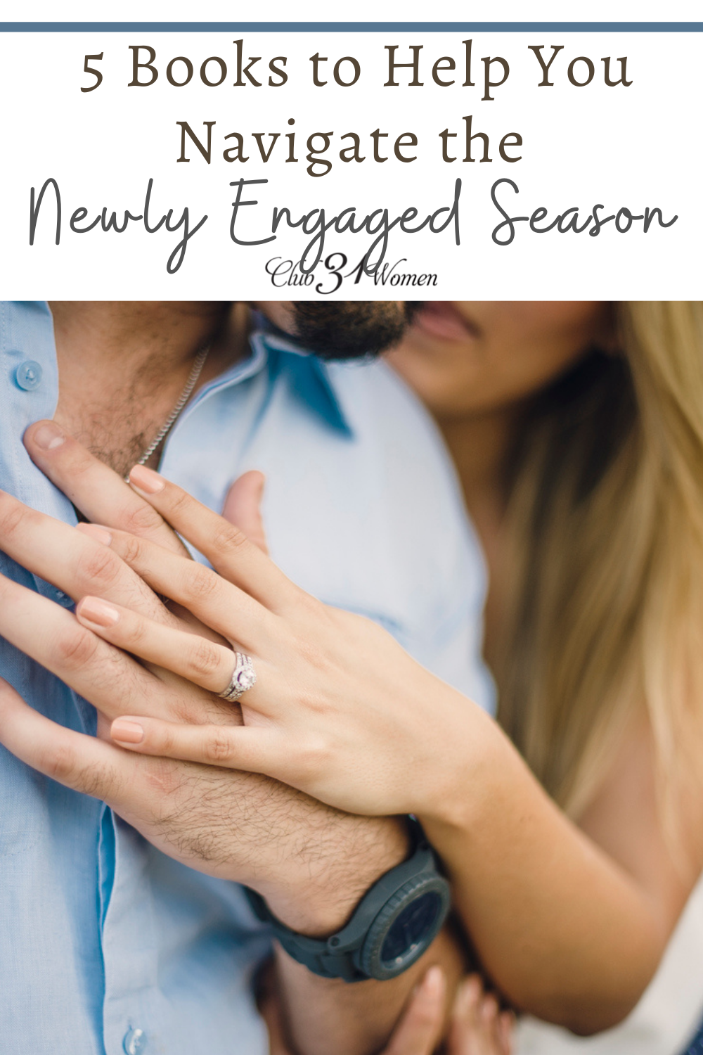 If someone you know is newly engaged, they may be interested in knowing what to expect as they begin a new life with someone, together. via @Club31Women