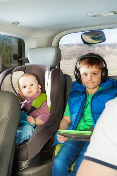 12 Great Audiobooks for Family Road Trips