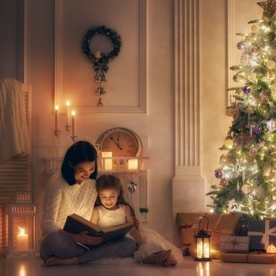 Favorite Advent Books for Every Age