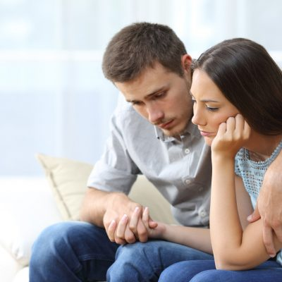 When You and Your Husband Grieve Loss Differently