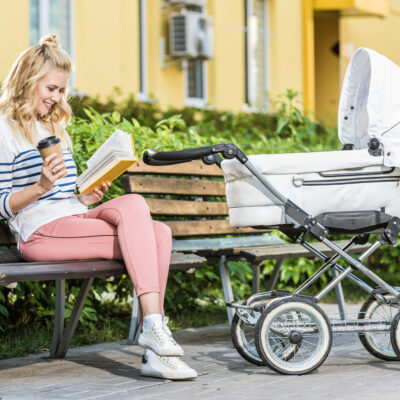 The Best Books to Read in the First Few Months with a New Baby