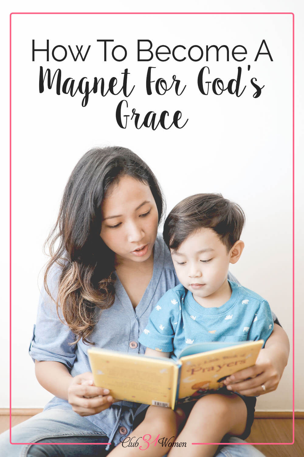 If you are a mom worn down from worry and doubt of whether you have what it takes to parent your kids, rest in God's grace and with this... via @Club31Women