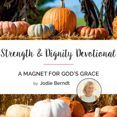 A Magnet for God's Grace