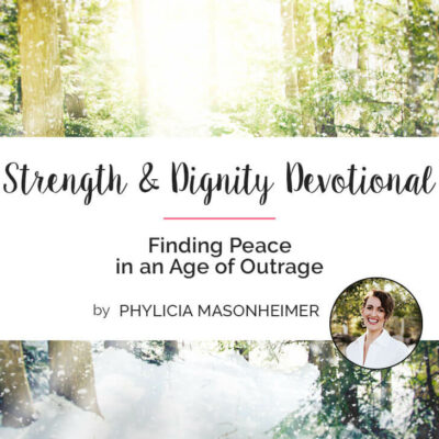 Finding Peace in an Age of Outrage