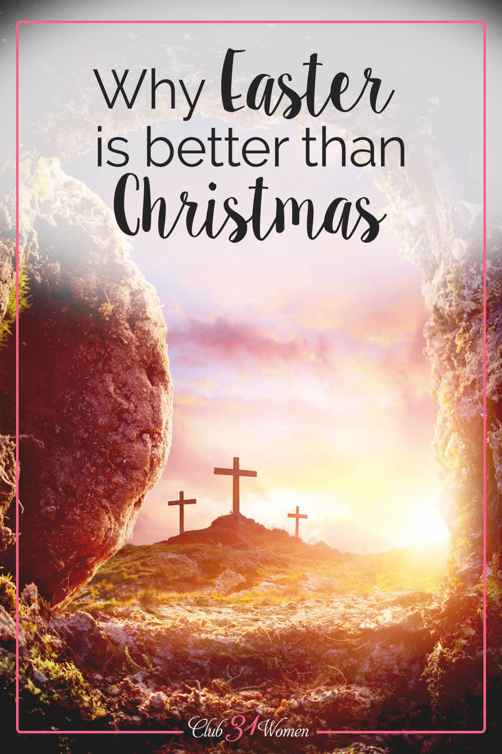 Easter is a time to remember, not what we have done for Him but what Jesus has done for us! His resurrection is the key to our faith! via @Club31Women