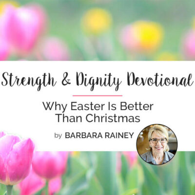Why Easter Is Better Than Christmas