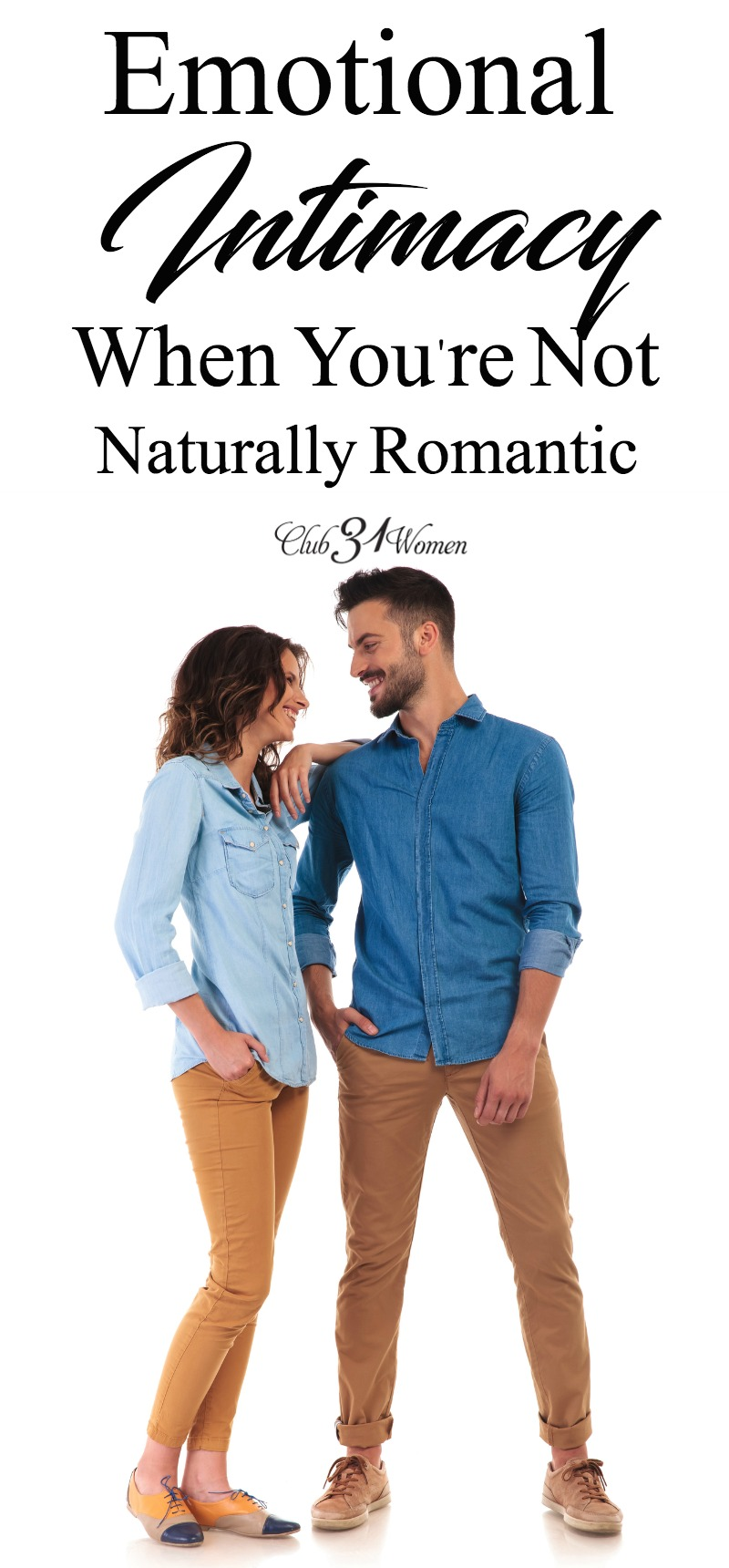 What if you struggle with being romantic? Is there a way to overcome this in your marriage? Here are some amazing tips to help you understand this better. via @Club31Women
