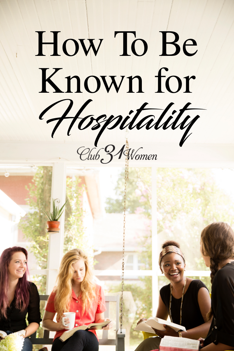 Hospitality doesn't have to be complicated. It can be as simple as meeting the most basic needs of people who aren't in the position to meet them alone. via @Club31Women