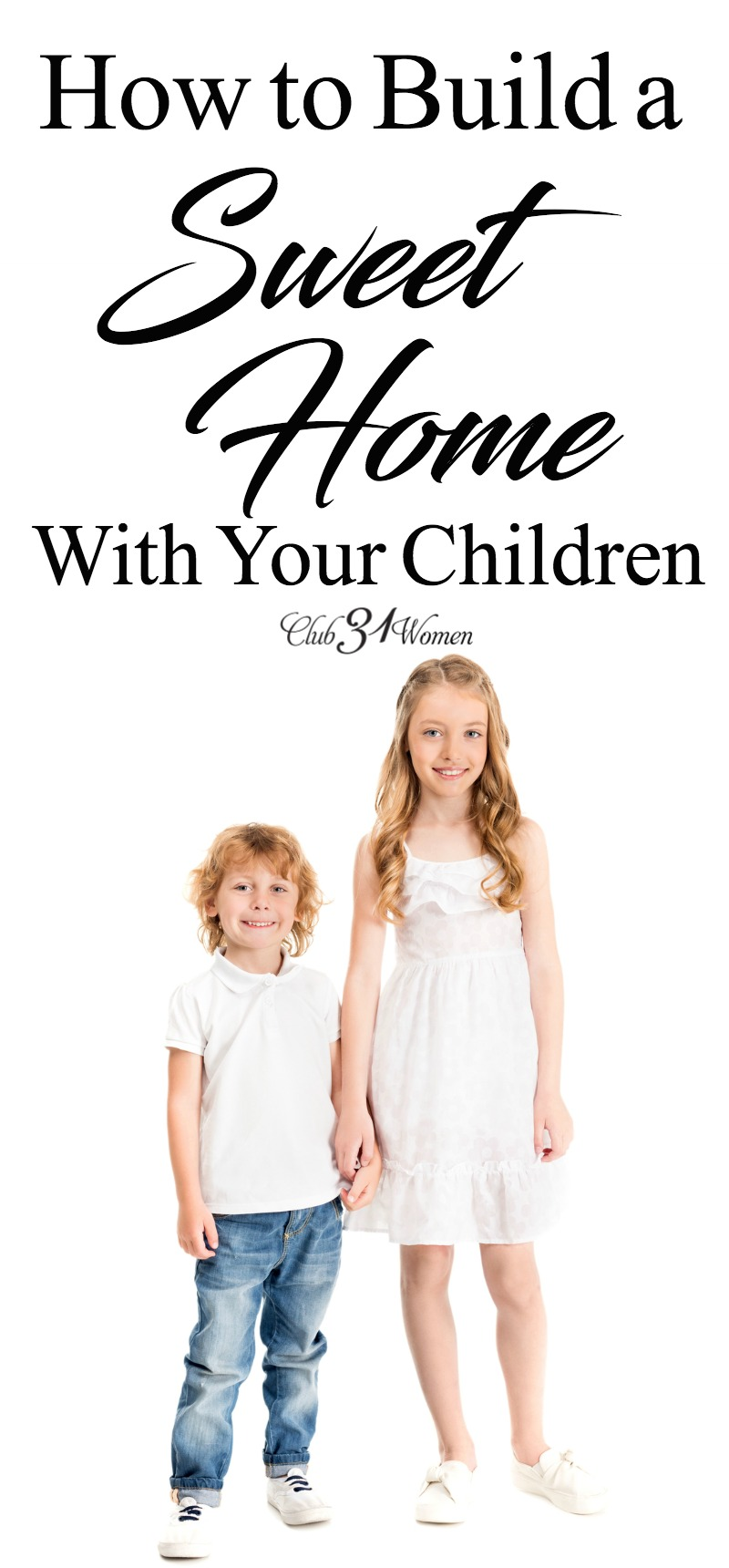 This one thing did more to bring peace into our home than anything else. Who would've thought something so simple could be so powerful? via @Club31Women
