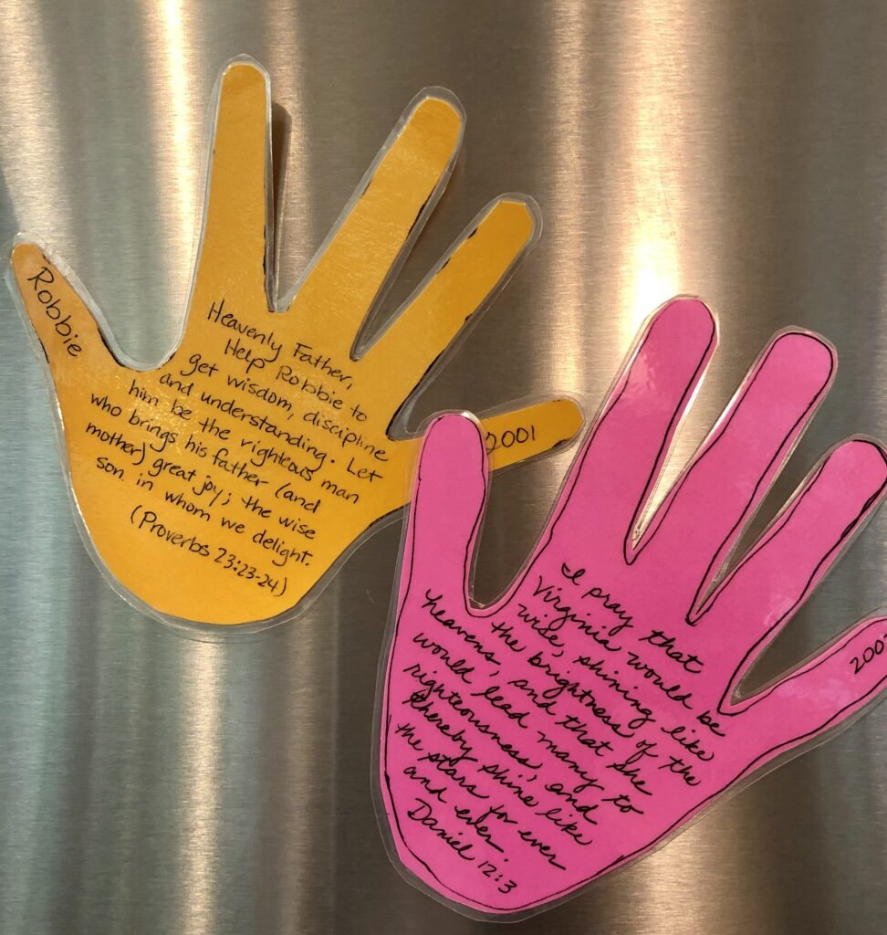 Prayer Hands for Children
