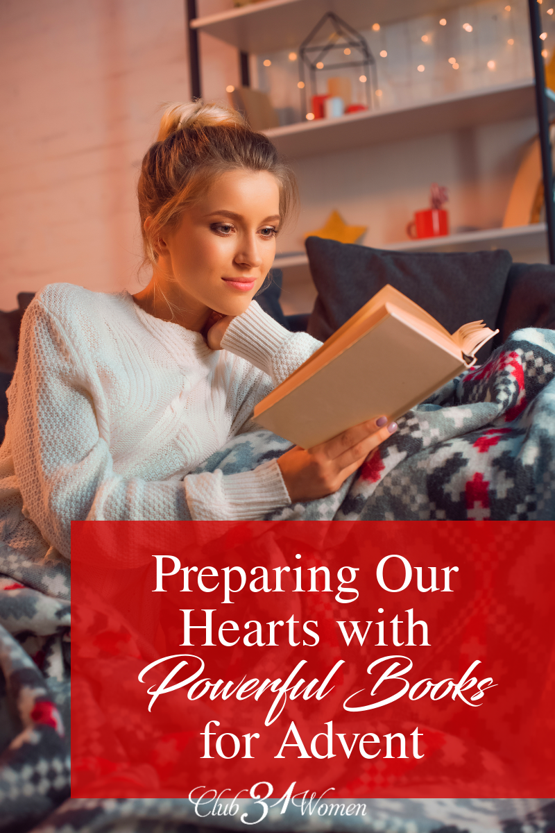 Practicing Advent is something that can help quiet our soul during the holidays. It's a beautiful way to prepare our hearts for Christmas. via @Club31Women