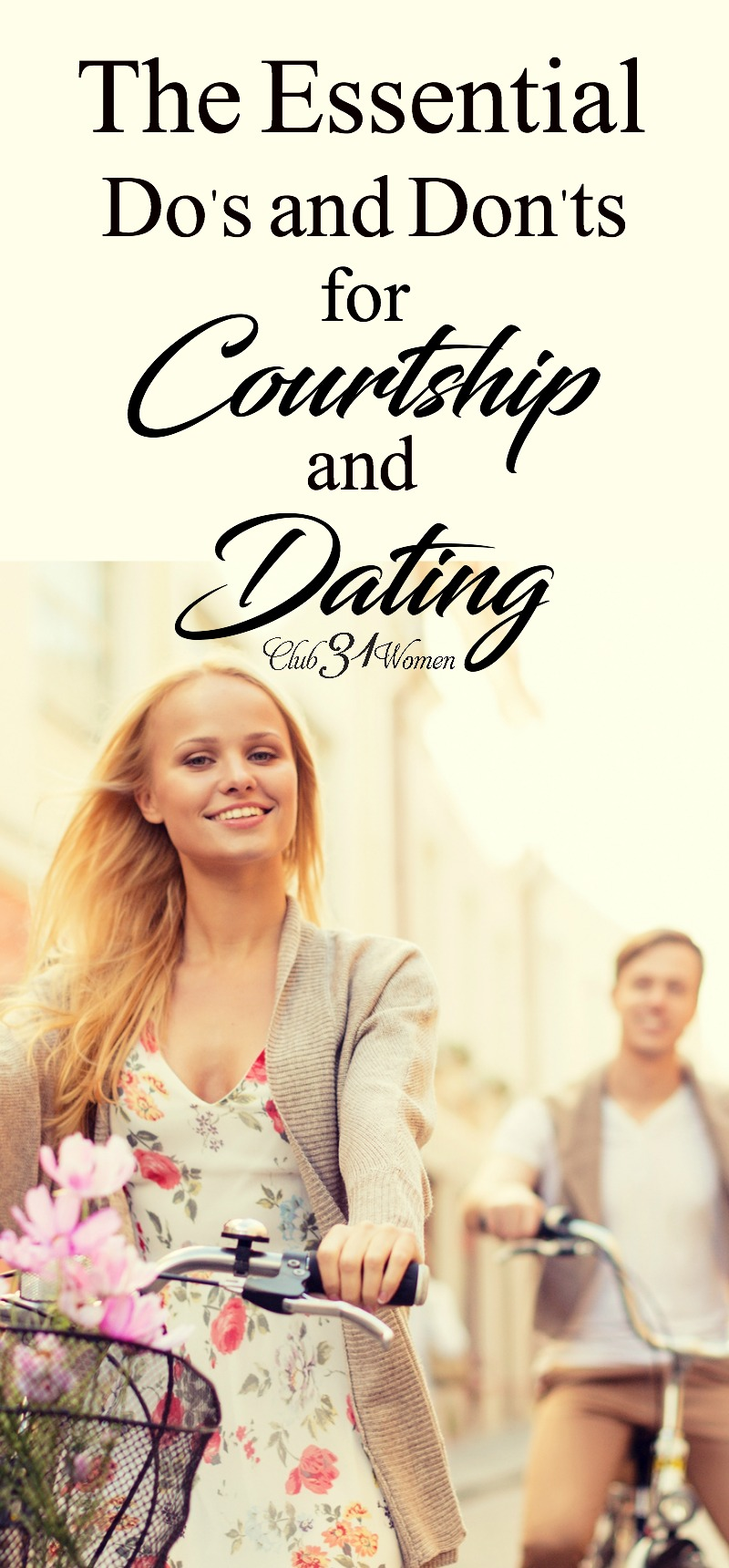 Things to do when you are dating