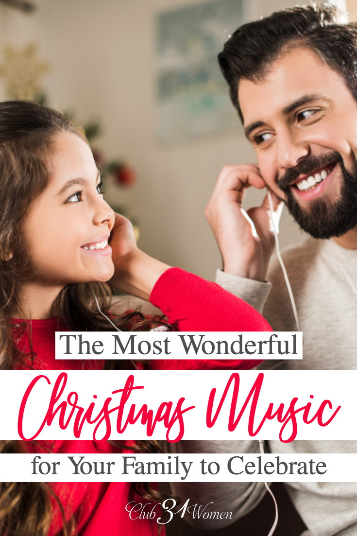 What is one of the best ways to celebrate the holidays? By listening to some of the best Christmas music of this holly jolly season! via @Club31Women