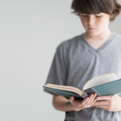 9 Books for Your Tween Son to Grow On